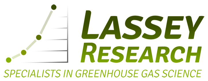 Lassey Research Logo